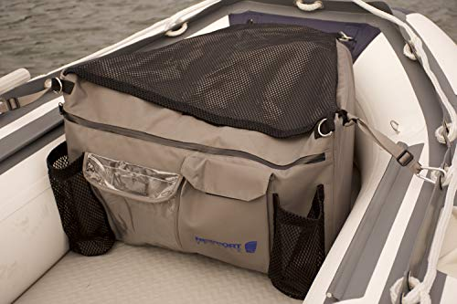 Canvas Newport Wallet - Newport Vessels Dinghy & Inflatable Boat Bow Storage Bag