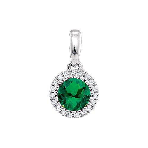 0.44 Ct Emerald Cut Diamond - 3