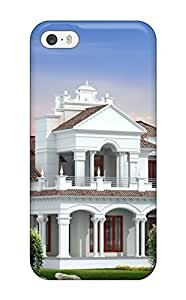 High Quality Architecture Home Model Case For Iphone 4/4s Perfect Case