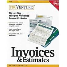 ProVenture Invoices and Estimates