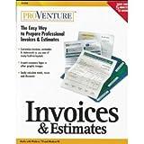 Software : ProVenture Invoices and Estimates
