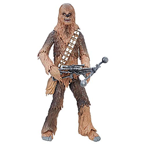 Star Wars The Black Series 40th Anniversary Chewbacca, 6-inch (Renewed)