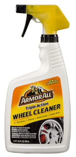 Armor All Wheel Cleaner, 24-Ounce Bottle (Pack of 6) by Armor All (Image #1)