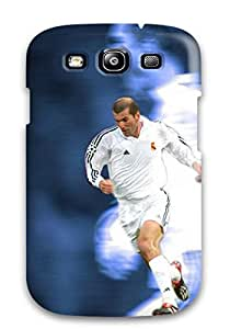 Premium Zinedine Zidane Heavy-duty Protection Case For Galaxy S3