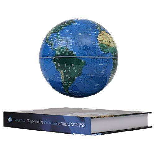 FACAI Floating Globe Self-Rotating Ball Anti Gravity Earth Magnetic Levitation Floating Globe World Map for Desk…