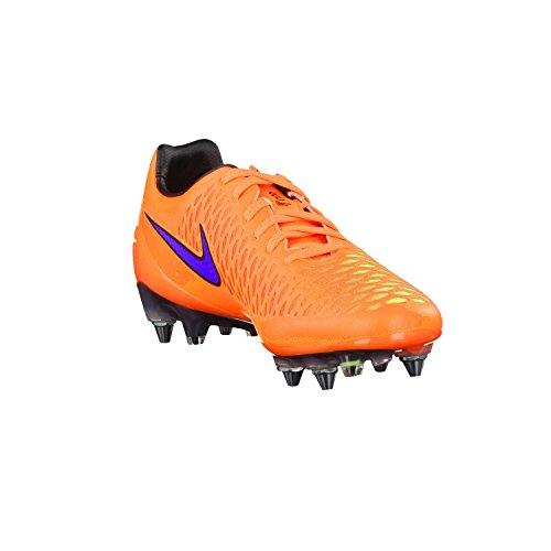 Nike Magista Opus Sg-Pro, zapatos de fútbol de entrenamiento para hombre ttl orng/prsn vlt-lsr orng-hyp