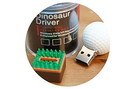 Memoria Usb 8 Gb Dinosaur Driver Pelota Golf Pendrive Usb 2.0 ...