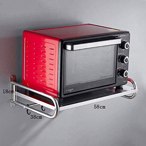 Whlorg - Gilet créatif pour four à micro-ondes - En acier inoxydable - Pour four à micro-ondes