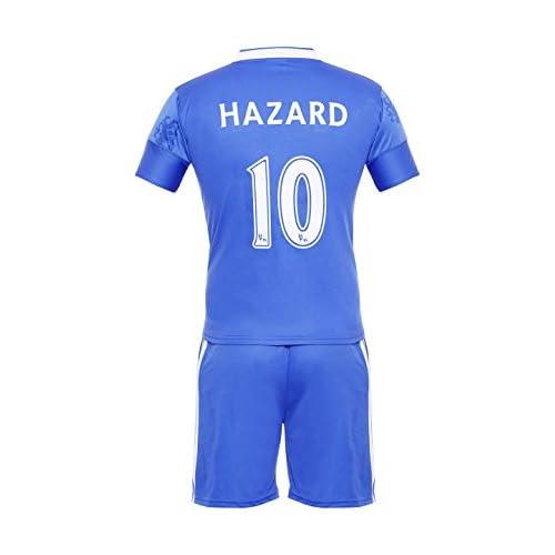 buy popular 7fe09 3b78e Sportigoo Replica Kids Chelsea Soccer Jersey Set - Blue ...