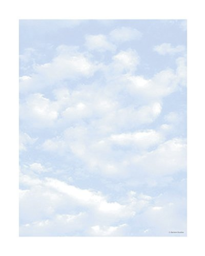 Clouds Stationery Paper - 100 Count ()