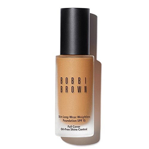(Bobbi Brown Skin Long-Wear Weightless Foundation Broad Spectrum SPF 15 - Warm Beige (3.5) - 1 fl oz/30 ml)