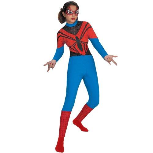 Spider Girl Black Teen Costume Size 11-14