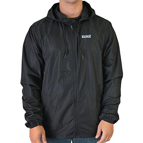Kona Connection Windbreaker Zip Mens Jacket supplier