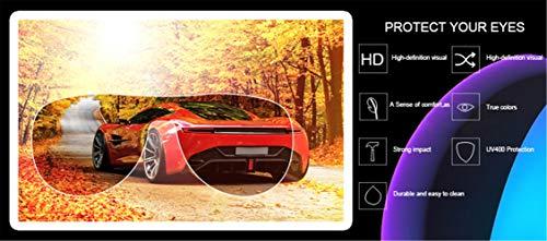 Jzhyj Protección Personalidad Polarizador Visión Envolvente Clásico Sol Gafas Excursionista Ligero De Moda Metal Marco Uv400 Hd Vintage Unisex Estilo rqxar1FXw