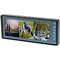 Accele RVM93 9.3 Widescreen Rear View LCD Monitor 640x250 3 Video Display