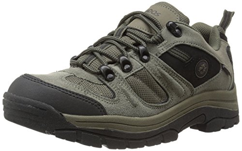 Nevados Men's Klondike Low Waterproof Hiking Shoe, Dark G...