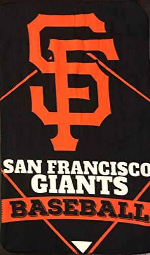 Northwest MLB San Francisco Giants 40x60 Fleece Throw