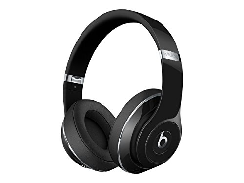 Beats Studio Wireless Over Ear Headphone Gloss Black