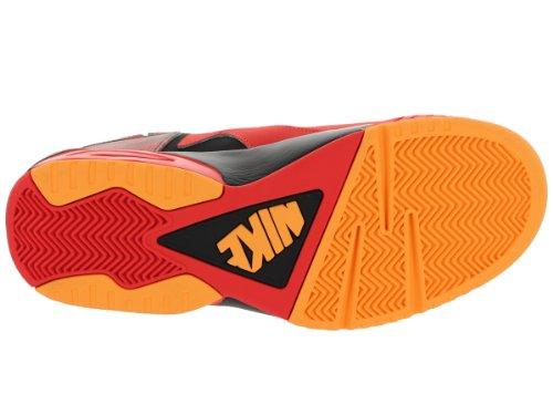 [630957-001] Nike Tech Udfordring Hrche Herre Sneakers Nikecool Grå / Unvrsty Blå-Hvidm 600-lt Blodrød / Sort-atomare Mango 3kquKbbUIp