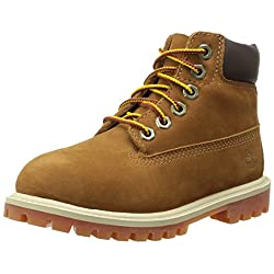 Timberland 6 Inch Classic Premium WP Waterproof Boot (Toddler/Little Kid/Big Kid)