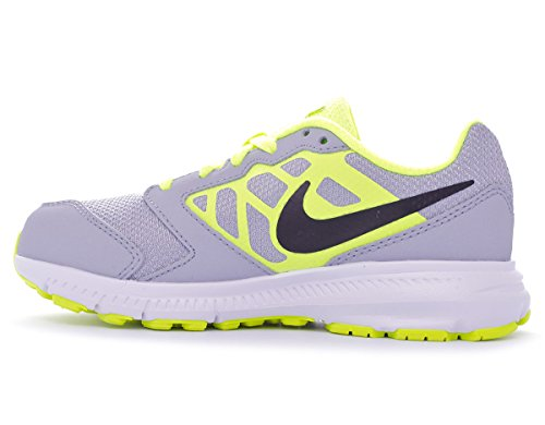 Nike Downshifter 6 (GS/PS) - Zapatillas para niño - grey - yellow - black