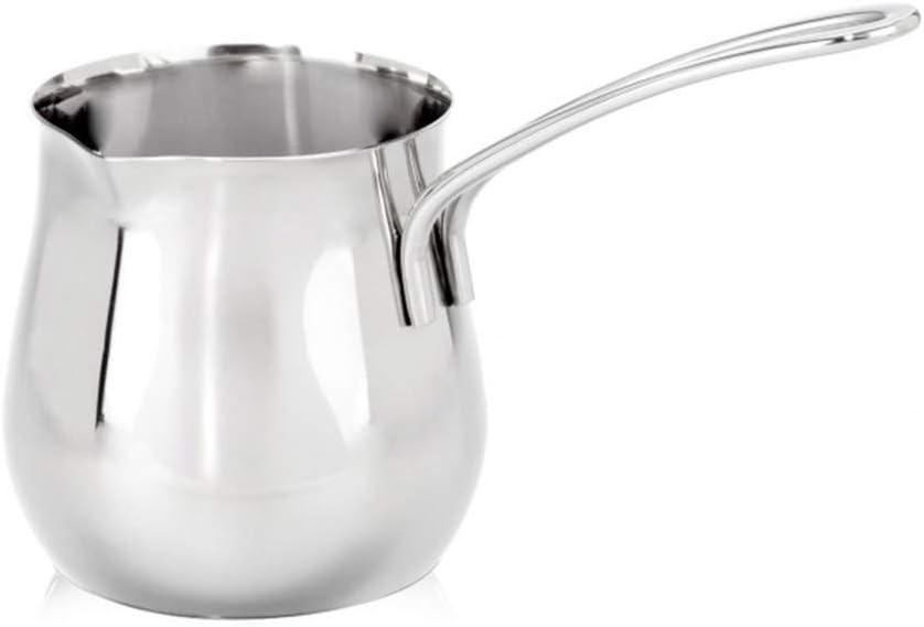 Cuisinox 12 Oz Stainless Steel Turkish Cezve Coffee Pot