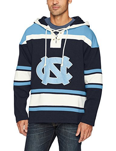 North Carolina Mens Track Jacket - 8