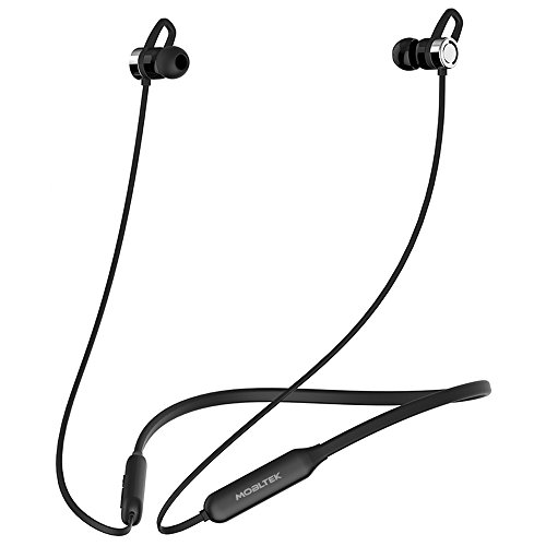 Bluetooth Earbuds Headphones Wireless - Ear Buds Sweatproof Neckband Earphones Magnetic In-Ear Lightweight Headsets w/Mic Noise Canceling for Gym Running Sports