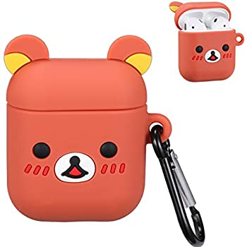 Amazon.com: Jocci for Airpods 1&2 Case,Cute 3D Funny