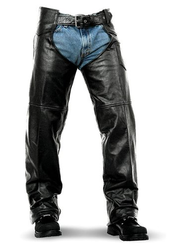 Interstate Leather Basic Unisex Chap ()