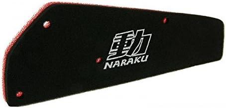 Luftfilter Einsatz Naraku Double Layer f/ür ZHONGYU ZY50QT-7