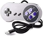 Controle Usb Snes Super Nintendo Para Pc Raspberry Mac Linux