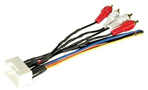 41Bh3 3rfpL._SX300_ amazon com stereo wire harness lexus es 300 99 00 01 1999 2000 1999 lexus es300 stereo wiring harness at crackthecode.co