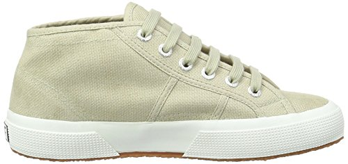 Superga 2754 Cotu, Chaussons Montants Mixte Adulte Taupe