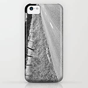 Society6 - Road B & W iPhone & iPod Case by Mark Jones by supermalls