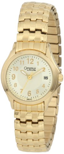 Caravelle by Bulova Women's 44M101 Expansion Watch