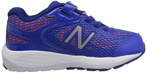 New Balance Boys' 519v1 Hook and Loop Running Shoe Pacific/Dynomite 2 M US Infant by New Balance (Image #7)