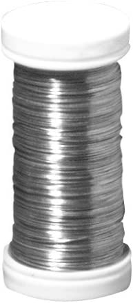 Spule 100 m Rayher 2425021 Blumendraht 0,35 mm /Ã/¸ 1 Spule, SB-Btl
