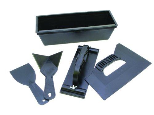 QLT By MARSHALLTOWN DK296 Drywall Kit with Sander
