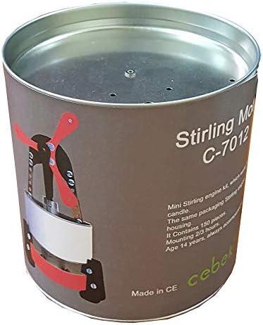 CEBEKIT SIRLING motor C7012