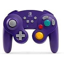 PowerA Wireless Controller for Nintendo Switch - GameCube Style Purple - Nintendo Switch