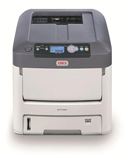 Okidata 62439301 C711wt 120v [std. 1 Year Onsite Warranty]