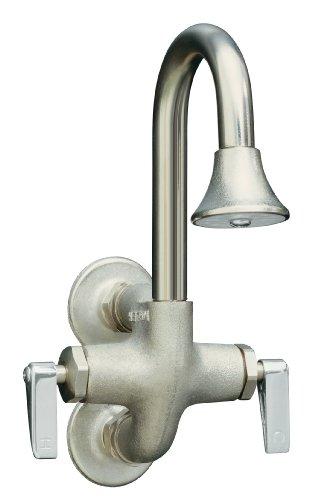 Kohler Wash Sink - KOHLER K-8892-RP Cannock Wash Sink Faucet, Rough Plate