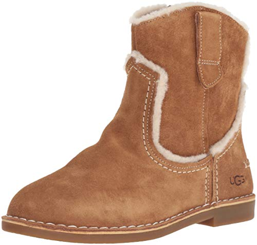 - UGG Women's W CATICA Fashion Boot Chestnut 6.5 M US