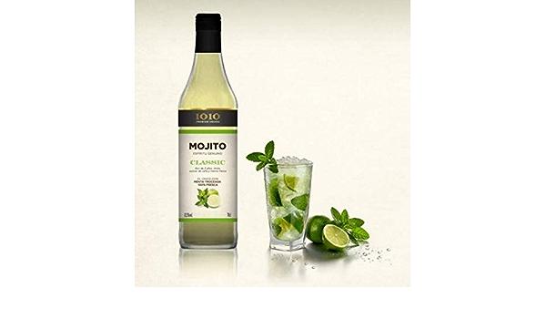 MOJITO CLASSIC 1010 PREMIUM DRINKS: Amazon.es ...