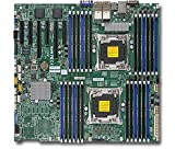 New Supermicro X10DRI-LN4+ DP motherboard