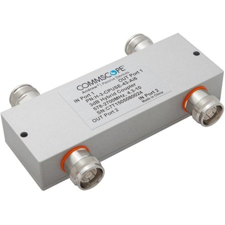 CommScope Commscope Low PIM 2x2 Hybrid Coupler 4.3-10Female