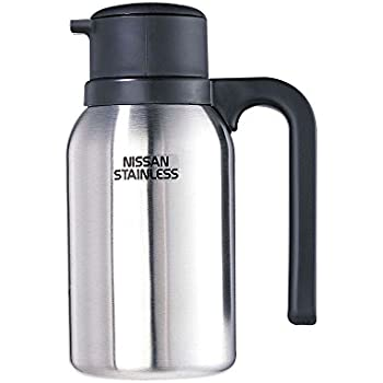 thermos s s 20 oz vacuum creamer carafe with twist and pour lid industrial scientific. Black Bedroom Furniture Sets. Home Design Ideas