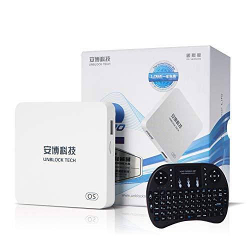 HOPE OVERSEAS UBOX PRO2 i950 US gelicentieerde versie Box bevat Surprise-accessoires met World Wide Certification