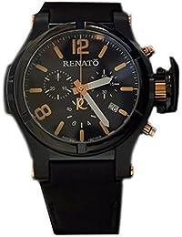 Men's T-Rex Gen II Aviator Swiss Ronda 5040D Quartz Chronograph Leather Watch T2BR53